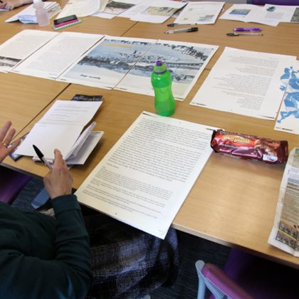 Oldbury Writing Group
